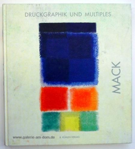 Buch: Druckgrafik und Multiples
