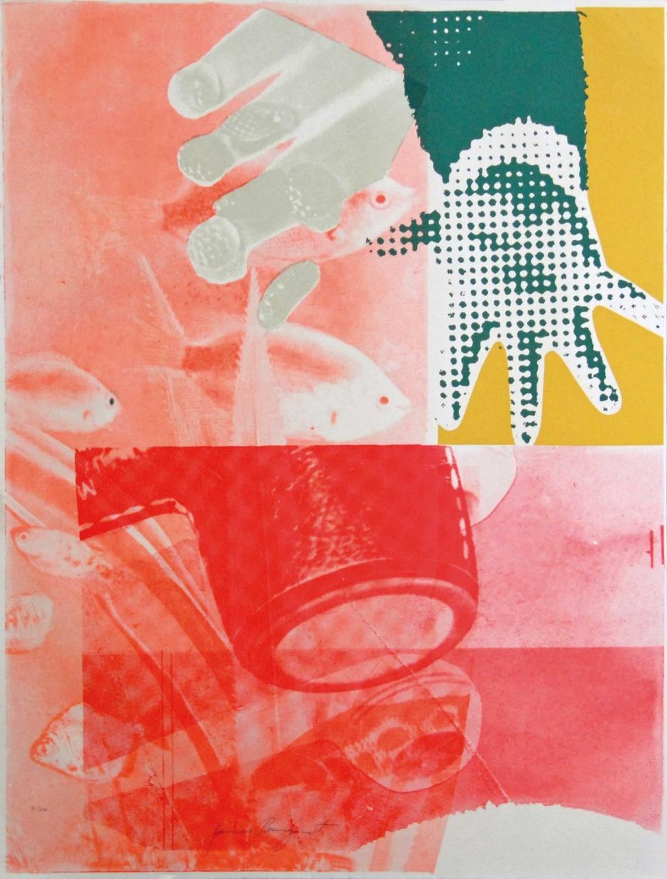 James Rosenquist: For Love