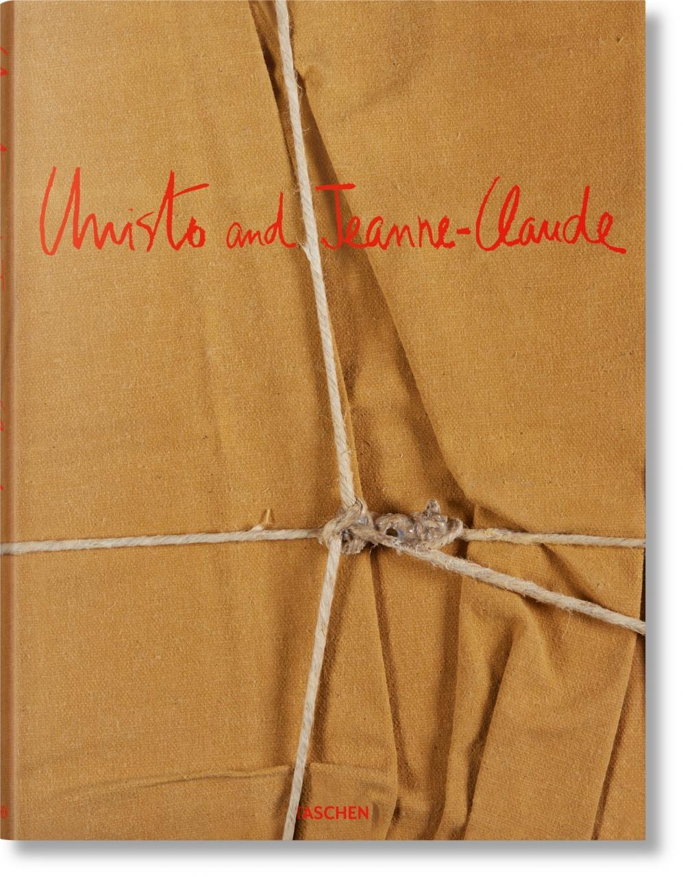 Christo & Jeanne-Claude XXL-Taschen-Katalog