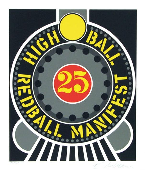 High Ball Redball Manifest