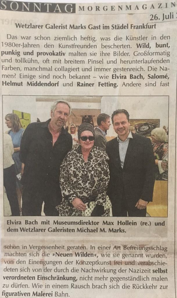 Sonntag-Morgenmagazin-St-del-Elvira-Bach-26-7-2015