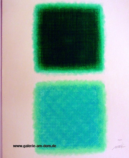 Chromatik grün-grün