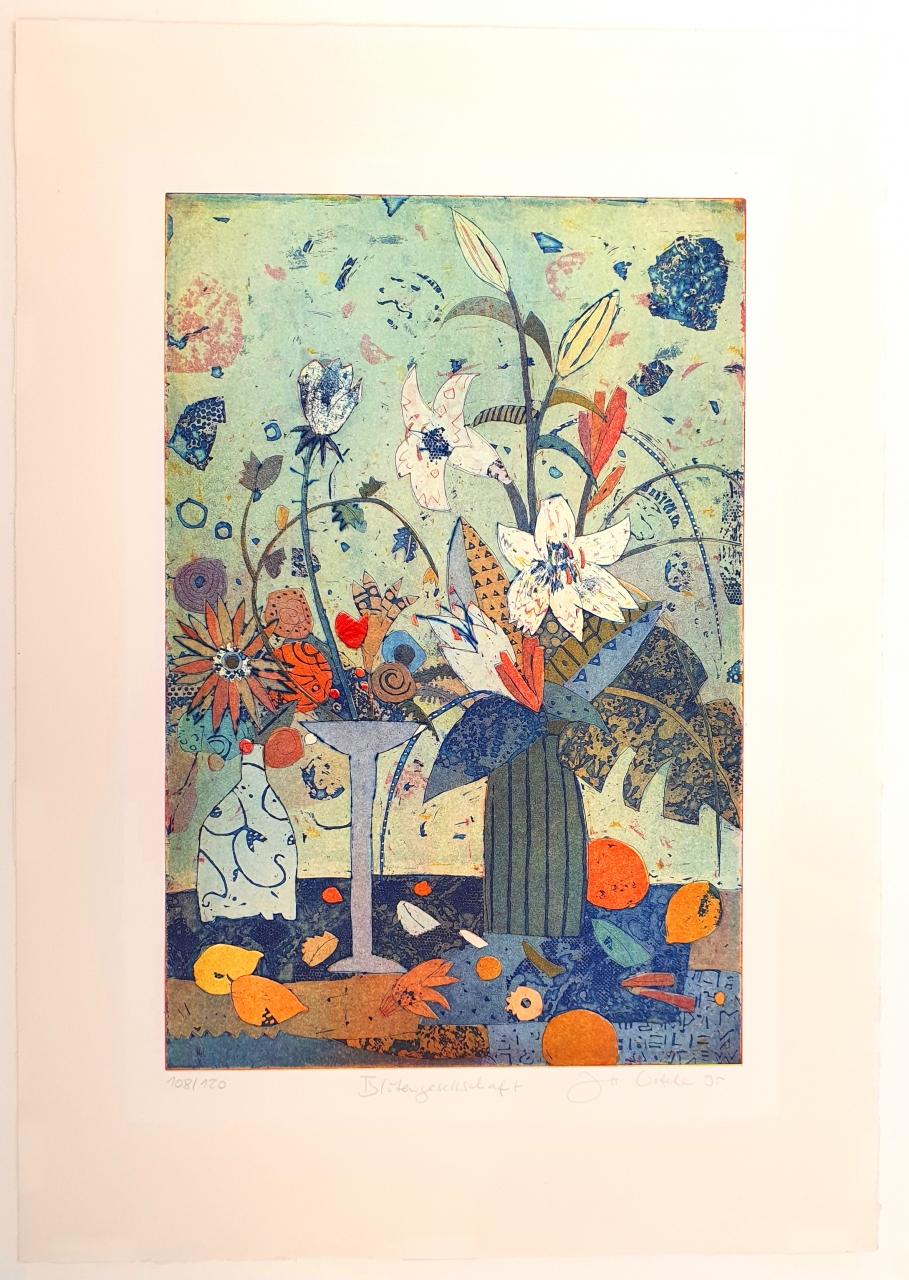 Blütengesellschaft