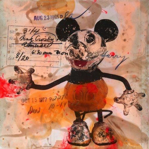 Seventy Seven Mouse - One of Nine
