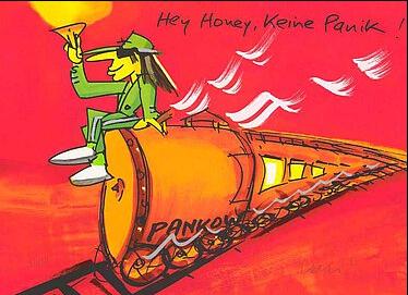 Hey Honey - Keine Panik (Sonderzug nach Pankow) - 2021