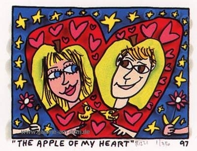 The Apple of my Heart