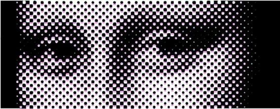 Mona Lisa_03 - serielles Unikat