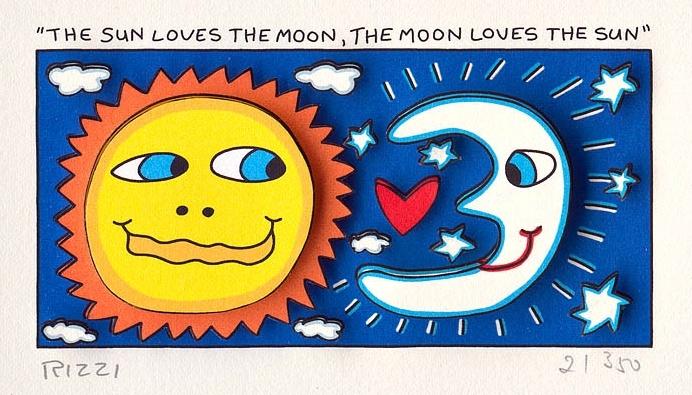 The Sun Loves the Moon, ...