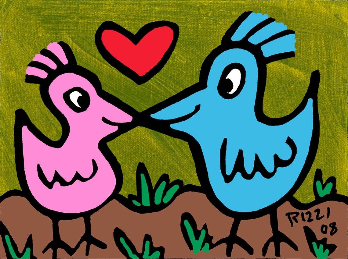 Just Like Love Birds