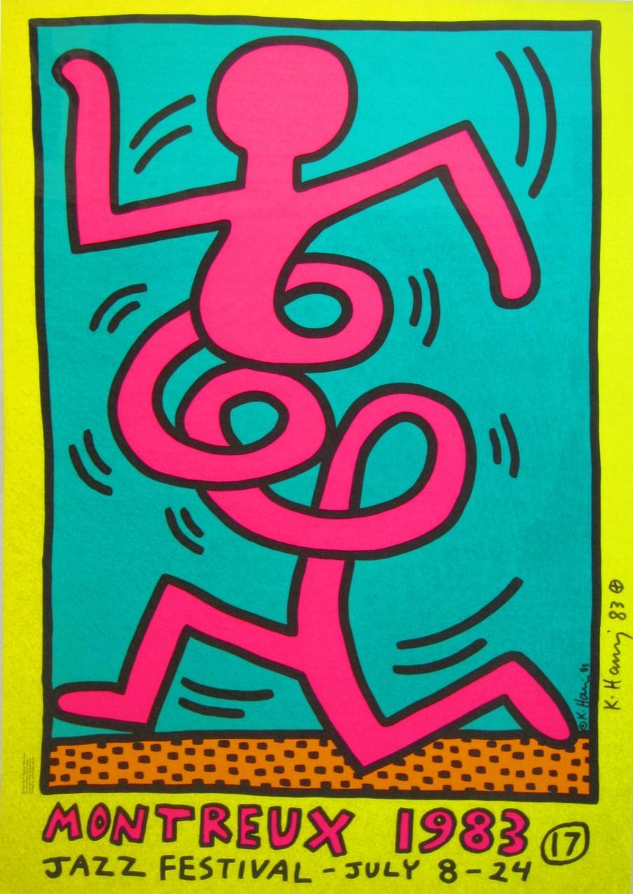 Montreux Jazz Festival 1983, grün