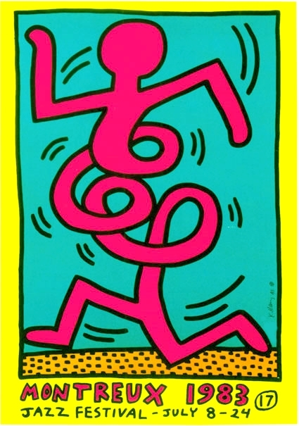 Keith Haring: Montreux