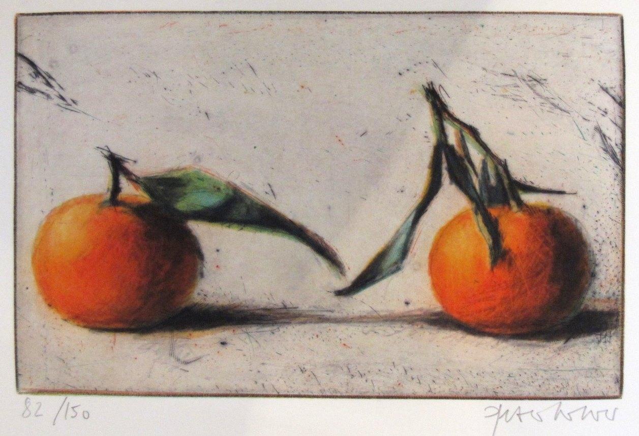 Küche - Mandarinen