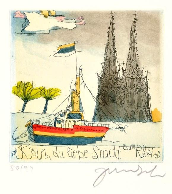 Köln du liebe Stadt
