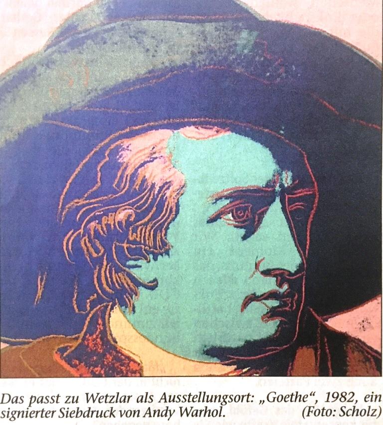 Warhol Und Kollegen Presse Galerie Am Dom Kunstler Unikate Und