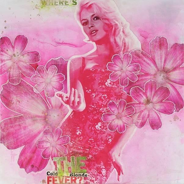 Cold-Blonde-Fever - One of Nine