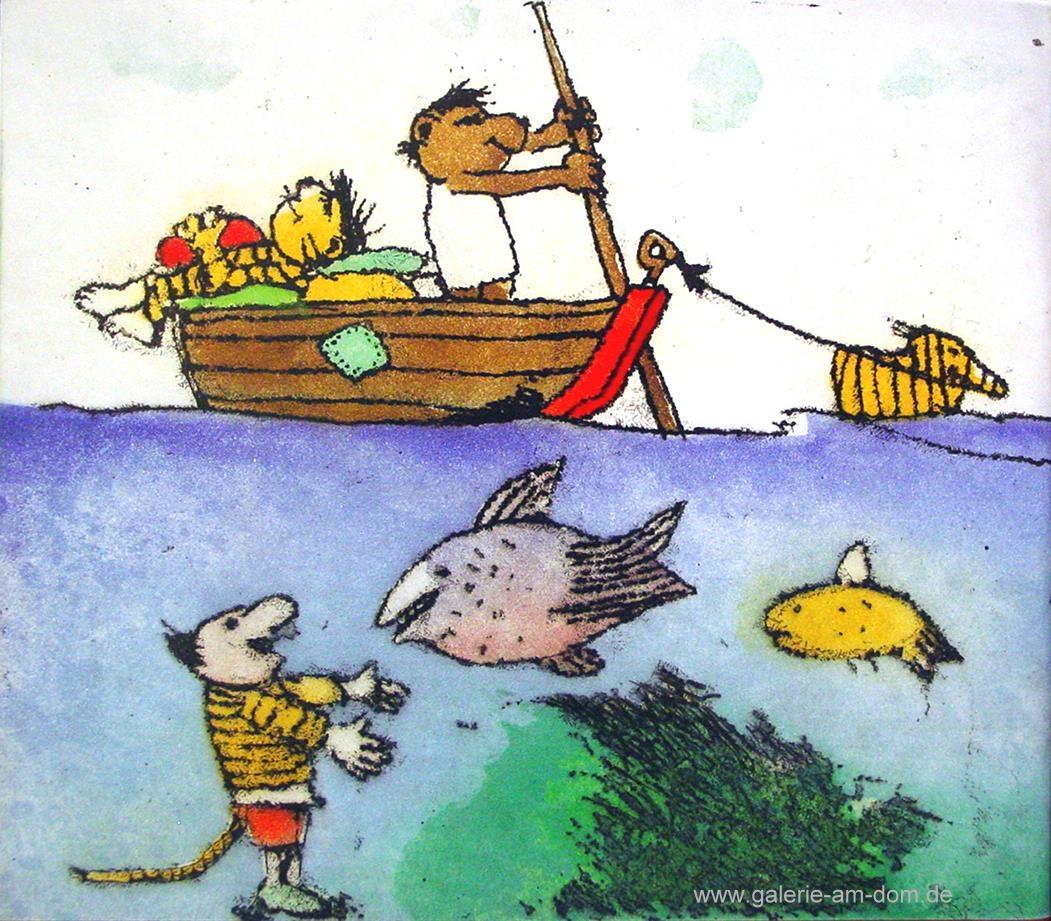 Halleluja lieber Fisch