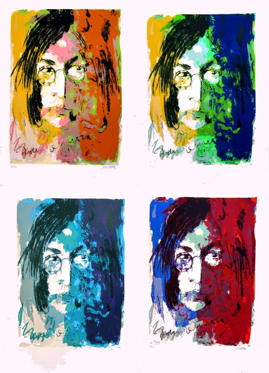 Tribute to John Lennon (Mappenwerk)