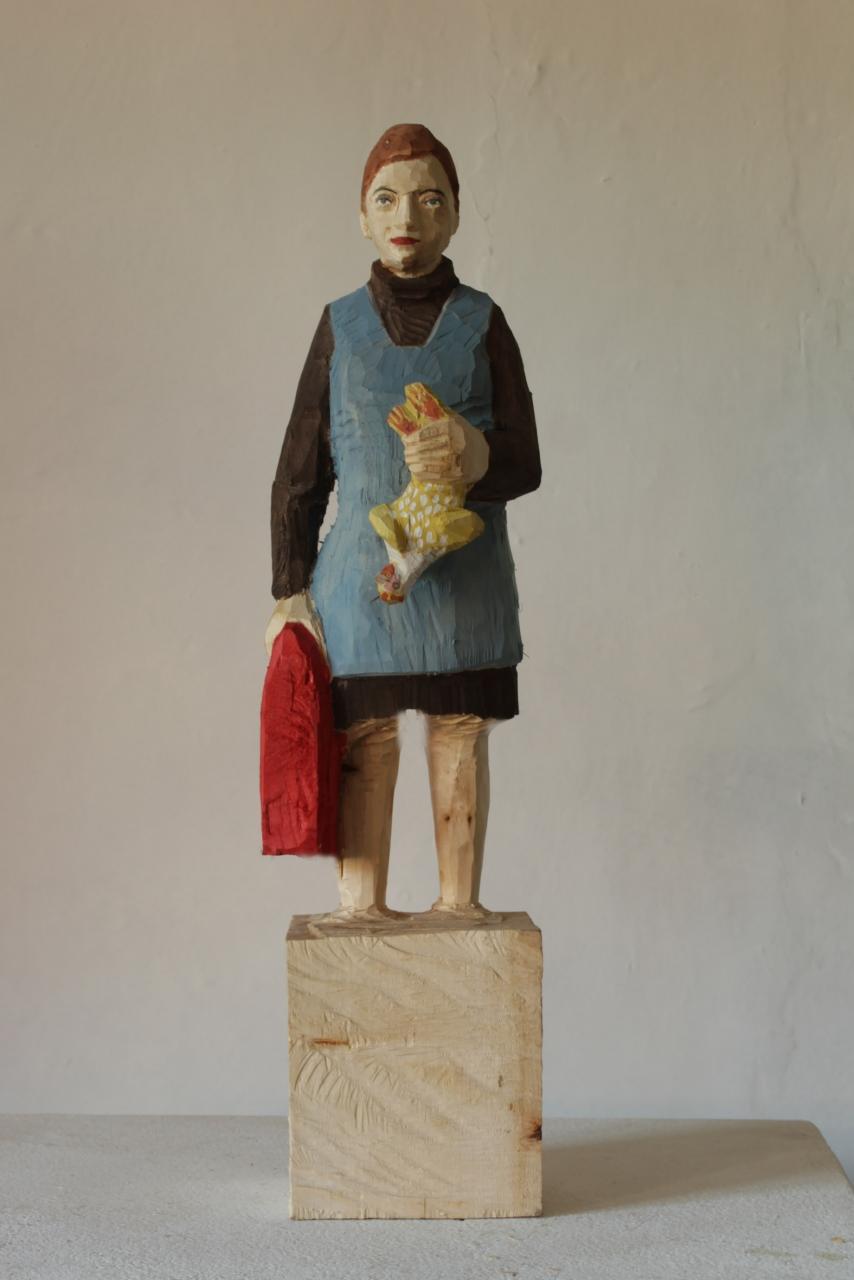 Edekafrau (1266) Suppenhuhn