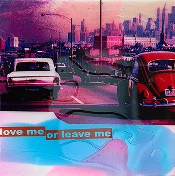 Leave or Leave Me - Epoxy