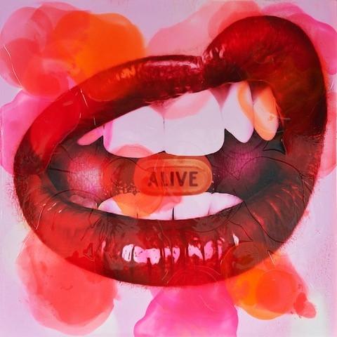 Kiss Alive - Epoxy