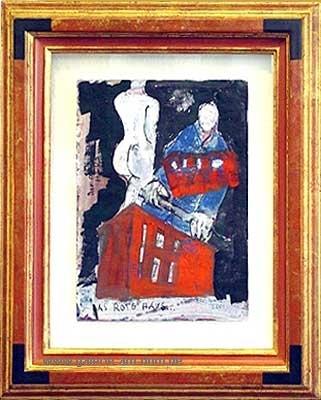 Das Rote Haus 2001