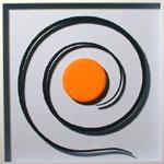 Punkt und Linie 26 (Spirale)