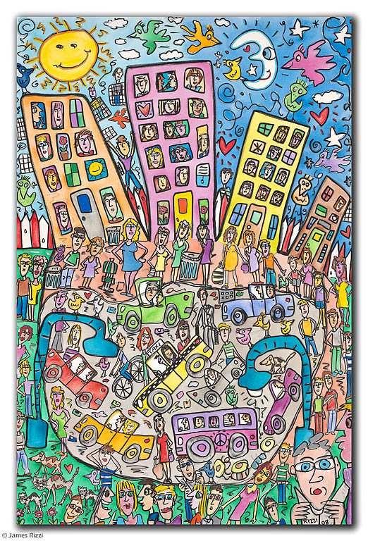 City of many dreams