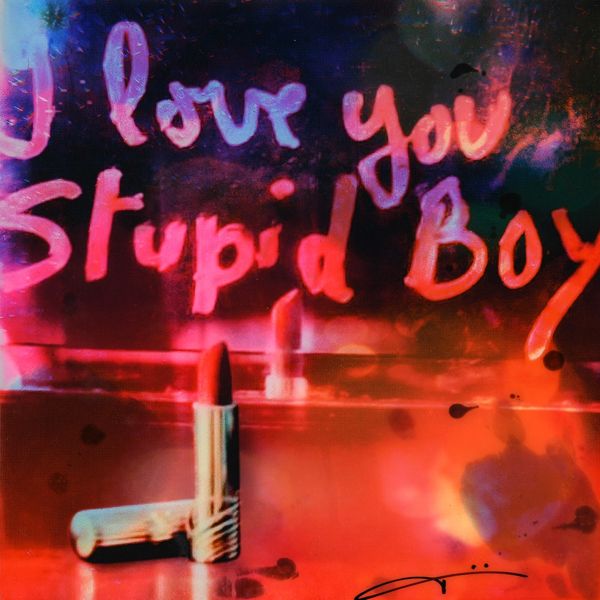 Love You Stupid - Epoxy - 2019