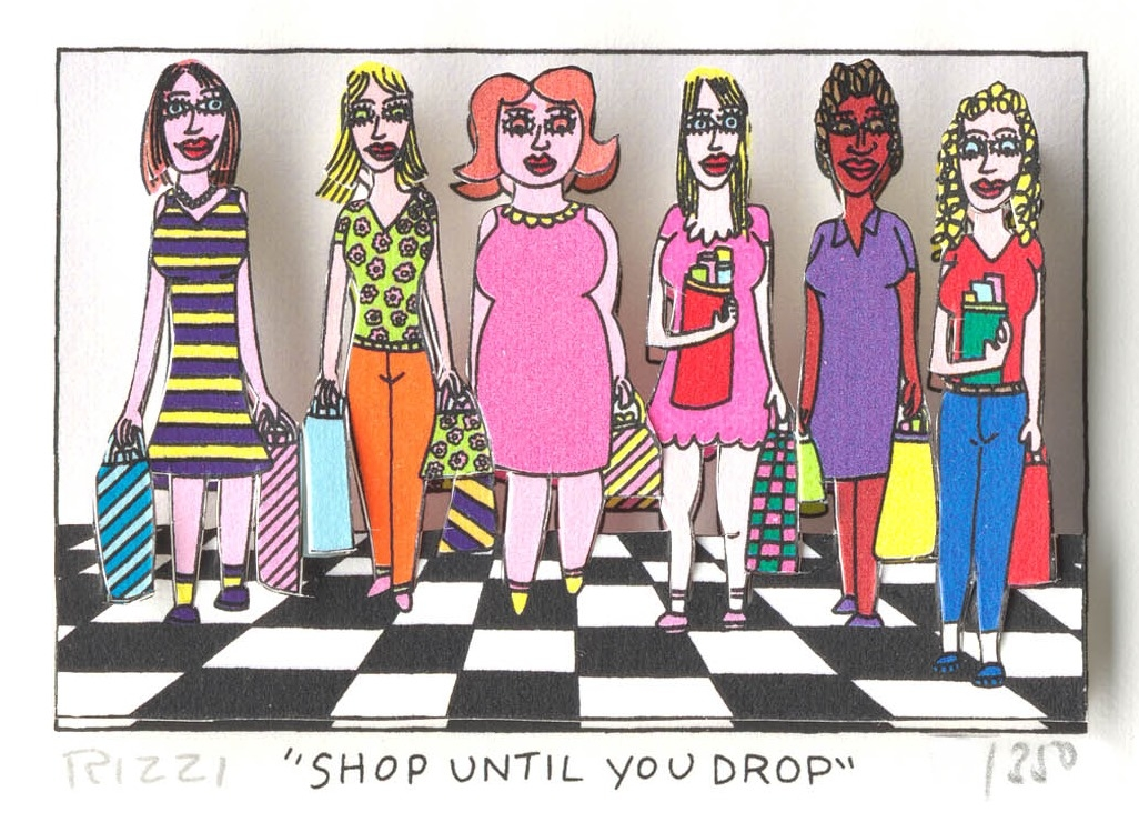Shop Until You Drop
