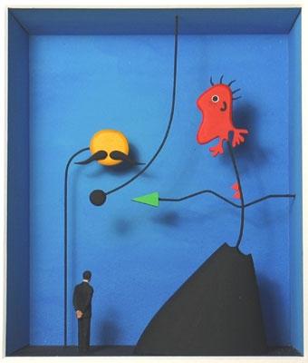 Homage to Joan Miró