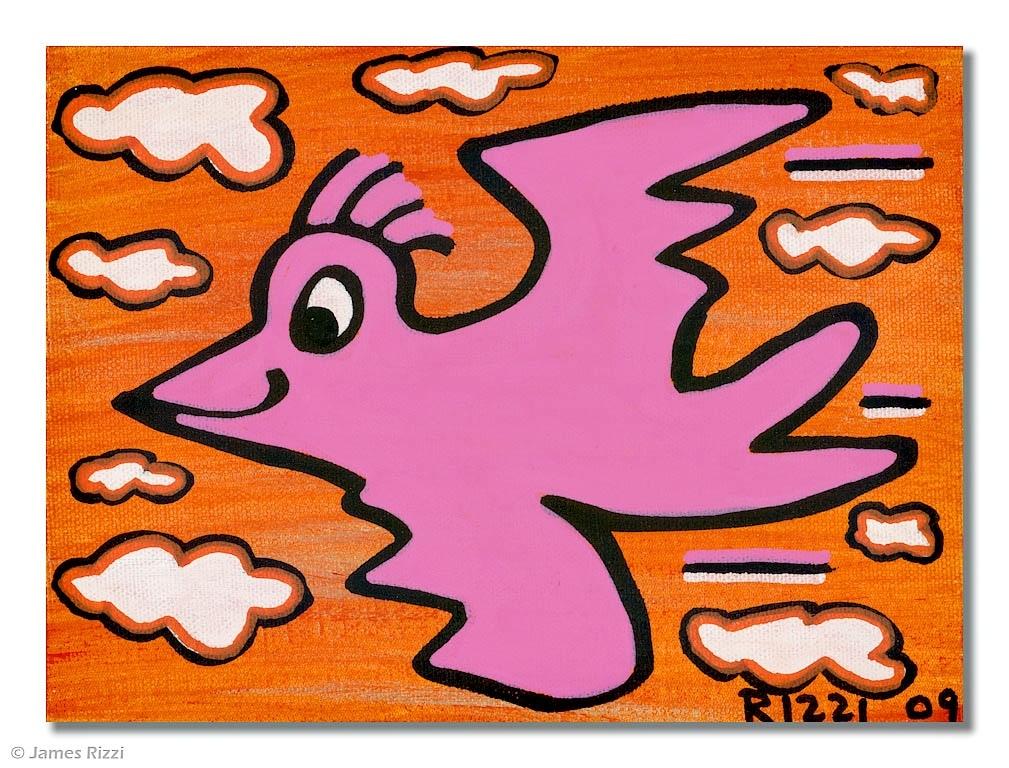 Pink Rizzi Bird 2009
