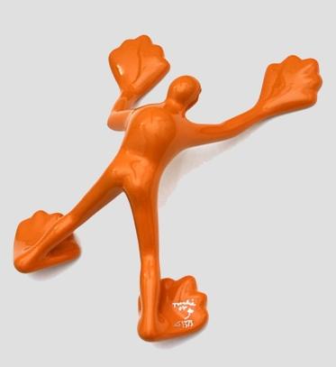 Flossi II - orange