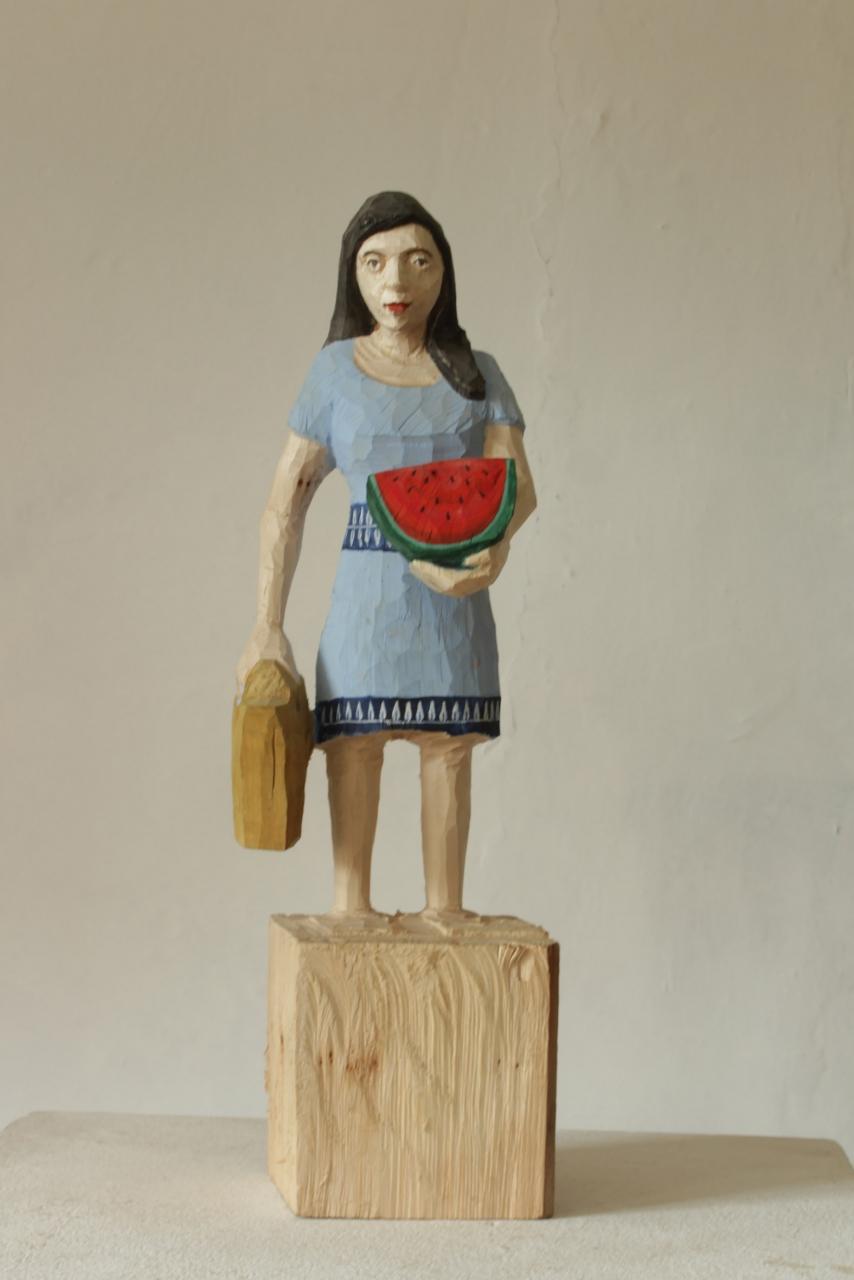 Edekafrau (1263) Wassermelone