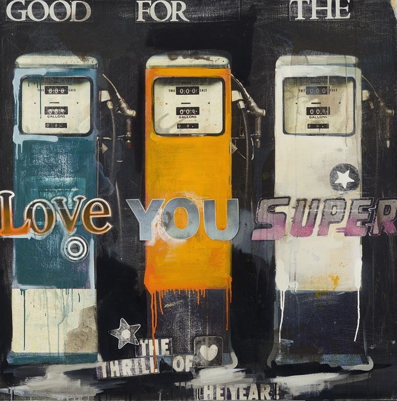 Love You Super - One of Nine