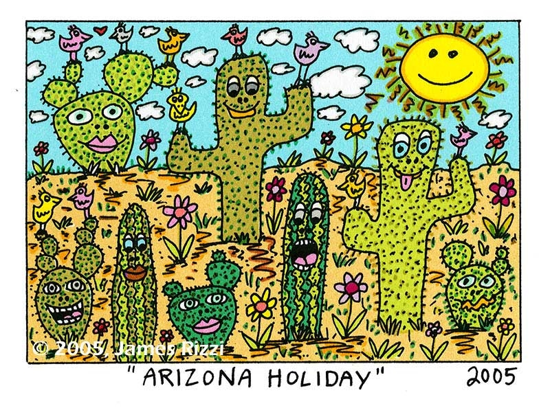 Arizona Holiday