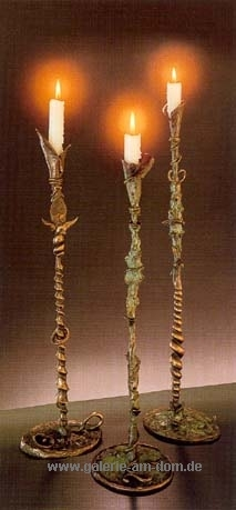 Candelieri Da Tavola - 3 Objekte gesamt