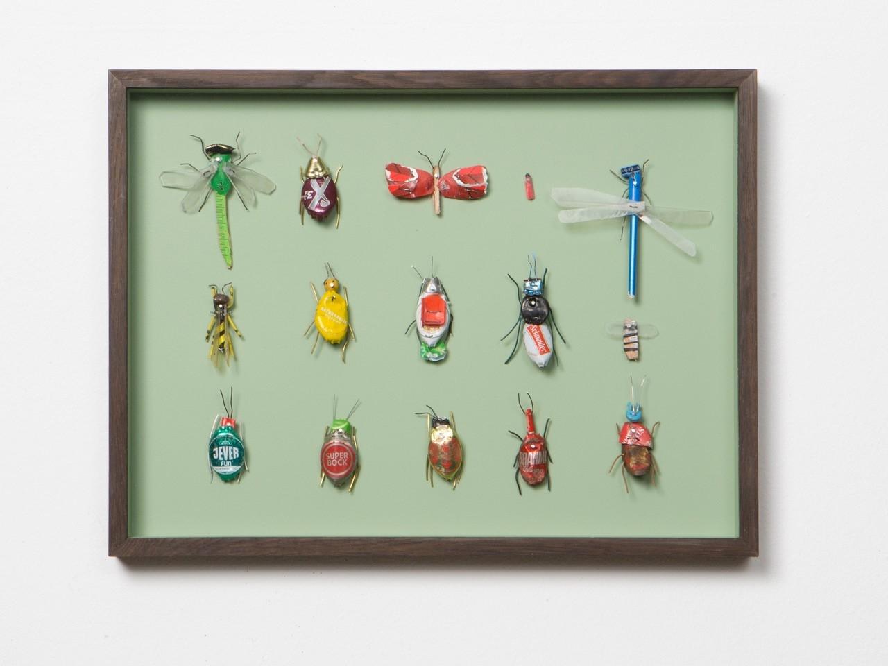 Insektenkasten (Oktober I)