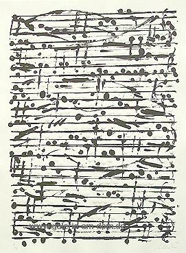 Optische Partitur Beethoven