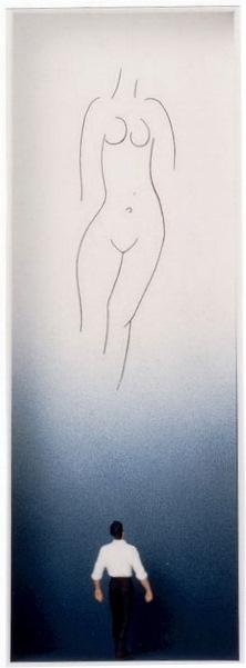 Homage to Matisse - du entschwandest
