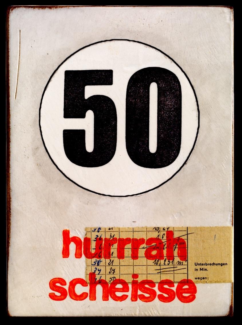 Hurra Scheiße 50