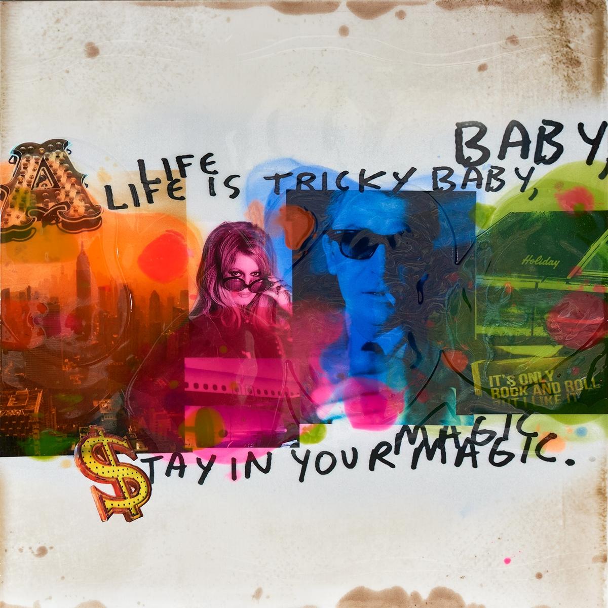 Life is Tricky - Epoxy