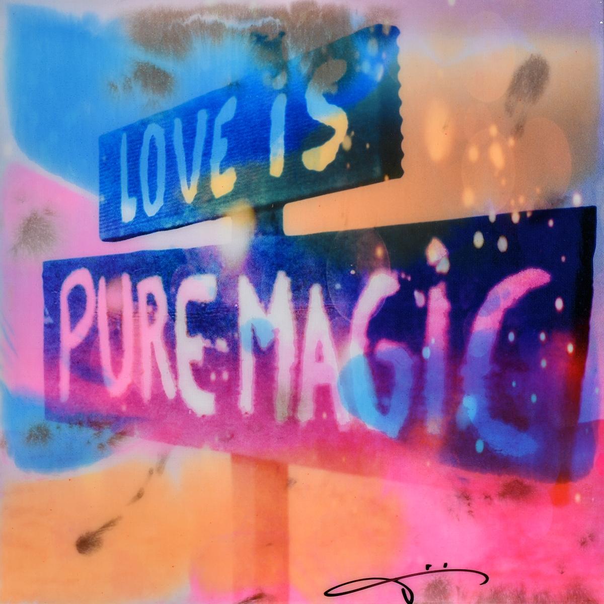 Pure Magic - Epoxy - 2019