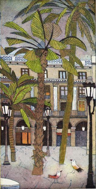 Barcelona - Plaza Real
