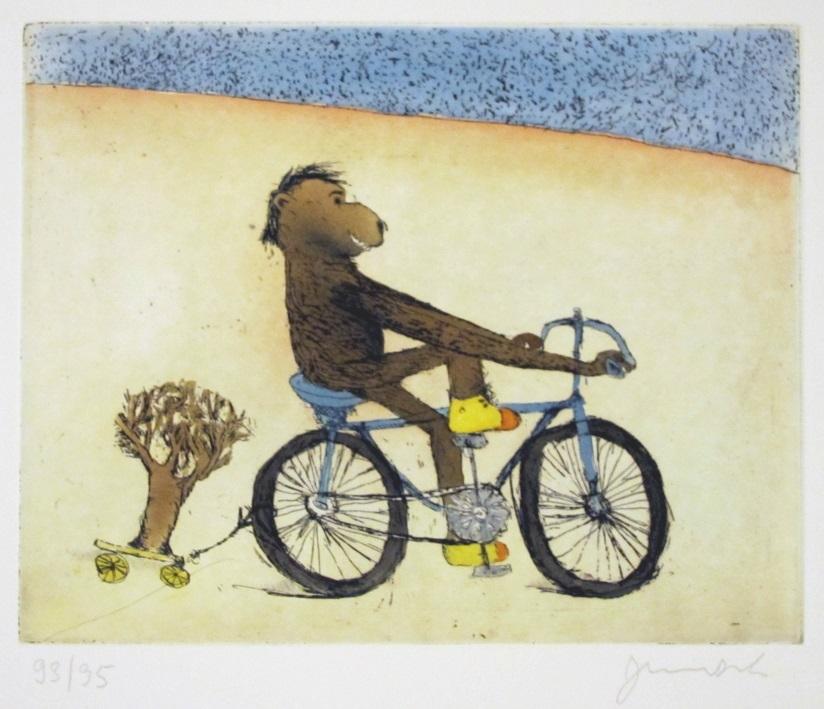Fahrradbär