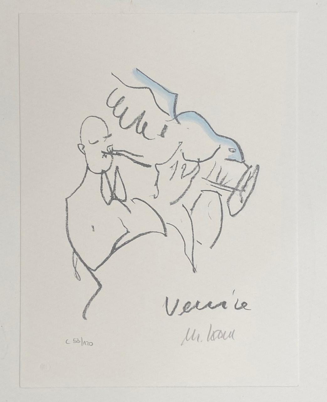 Venice (Musiker mit Vogel)