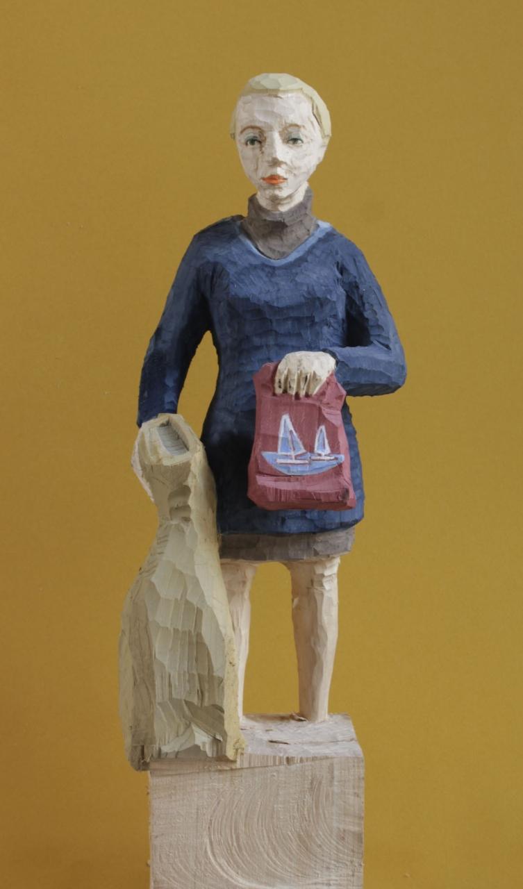 Edekafrau (992) Seglerin
