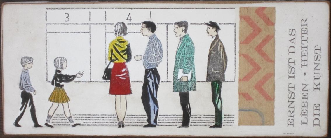 Ernst ist das Leben (Ausstellung)