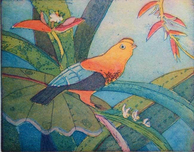 Urwaldvogel