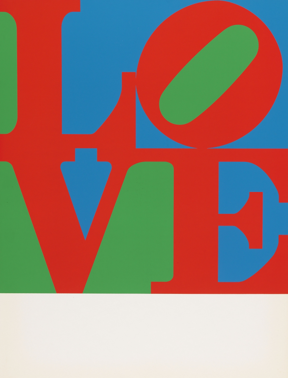 Love Wall (Love Frieze) 1967