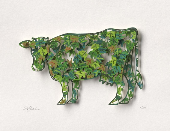 Green Cow (PAPER)